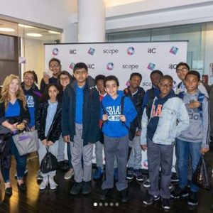 Today was a great day some of our scholars were able to visit vcinsights to learn about start up business, marketing, sales and coding